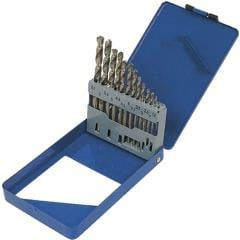 Set of drills on MIOL 22-100 metal