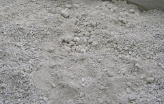 Щебень известковый (0-40мм)