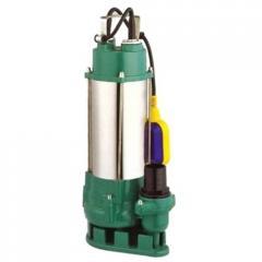 Fecal pump WERK V750F-A