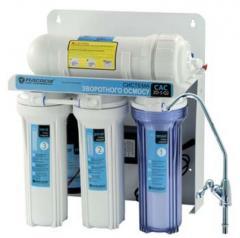 Sistemas de osmose reversiva