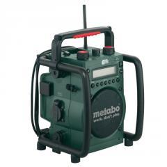 Радиоприемник аккумуляторный Metabo Rc 14,...