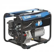 SDMO TECHNIC 6500 gasoline-driven generator
