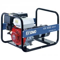 Petrol SDMO HX 4000 C generator