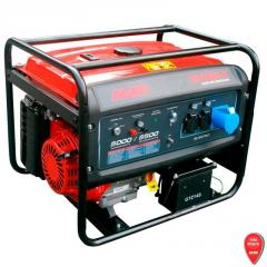Ship petrol generators and power stations