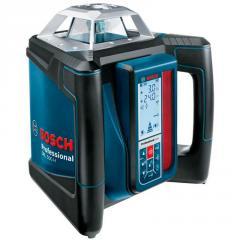 Ротационный лазер Bosch Grl 500 H+Lr 50