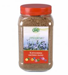 Cellulose of SEEDS of FLAX from Greene Visa -
