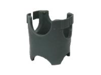 Fijadores de capa de defensa para armadura