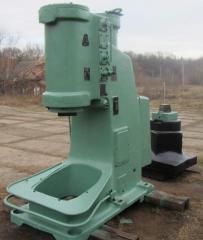 Hammer forging M4134, m.p.ch.250kg.