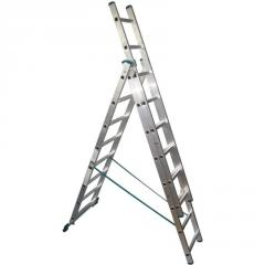 Универсальная лестница Triton-Tools 3-Х секционная