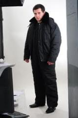 Униформа для охраны пошив поставка