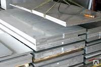 Плита алюминиевая Д16