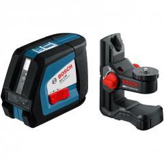 Лазерный нивелир Bosch Gll 3-50 с вкладкой под