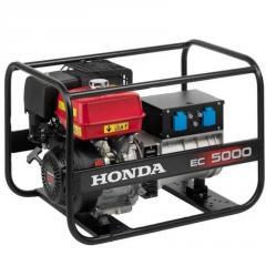 Бензиновый генератор Honda EC5000K1GV
