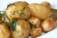 Картофель ранний Херсон, Украина