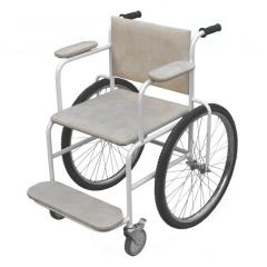 Wheel-chair for transportation of the patient of