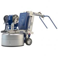 Concret rubbing machines