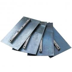 Spare parts for troweling machines