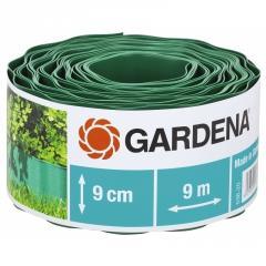 Бордюр садовый зеленый Gardena 00536-20.000.00