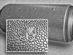 Perforation and stampings any drawing rewinding
