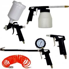 Equipment pneumatic