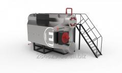 Boiler E 2,5-1,4GM (gas, fuel oil, liquid). Vapor