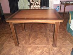 Стол кухонный из массива дуба