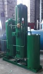Vodopodgotovilny VPU-1.0K installation.