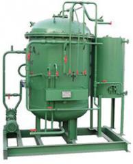 Vodopodgotovilny VPU-5.0 installation.
