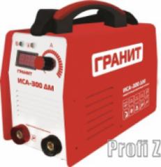Сварочный инвертор ГРАНИТ ИСА-300 ДМ