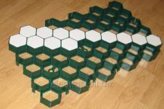 Modular lawn lattice