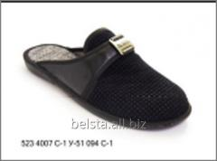 Men's stylish slippers «Belsta»