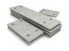 Плиты перекрытий железобетонные (ЖБИ) П5-8, П6-15,