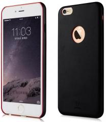 Чехол-накладка Baseus Thin 1 mm для iPhone 6 Plus
