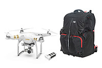 Instruments for aerial photography