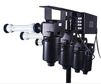 Electrical lighting equipment for film and