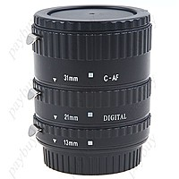 Objectives for macrophotography