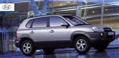 Автомобиль легковой  Hyundai Tucson