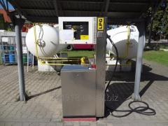 AGZP Gas Module 5+5 cube AGZS Gas-filling station
