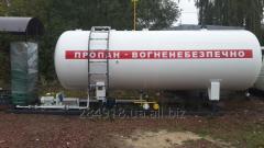 AGZP AGZS Gas gas station LPG module
