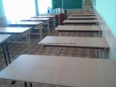 We will make furniture for schools and