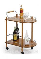 Сервировочный столик (Тележка для обслуживания в