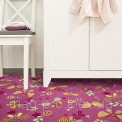 Carpeting for children's rooms