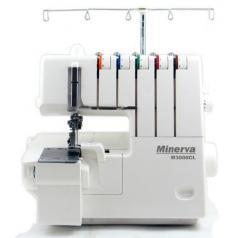 Коверлок Minerva M 3000 CL