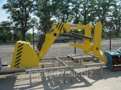KUN-0,8 wheel loader (1,0; 1,2)