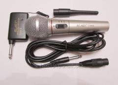 Динамический радио микрофон 2в1 - RLAKY 7-0030