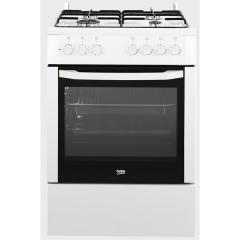 Комбинированная кухонная плита Beko FSM62120DW