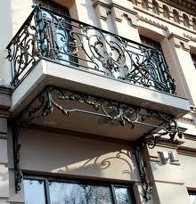 Shod balcony