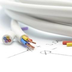 Electric household wires
