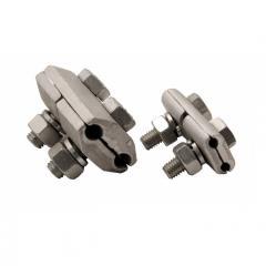 Screw-die clamps