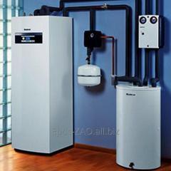 Тепловой насос ВДЕ ТН35 38, 8 кВт